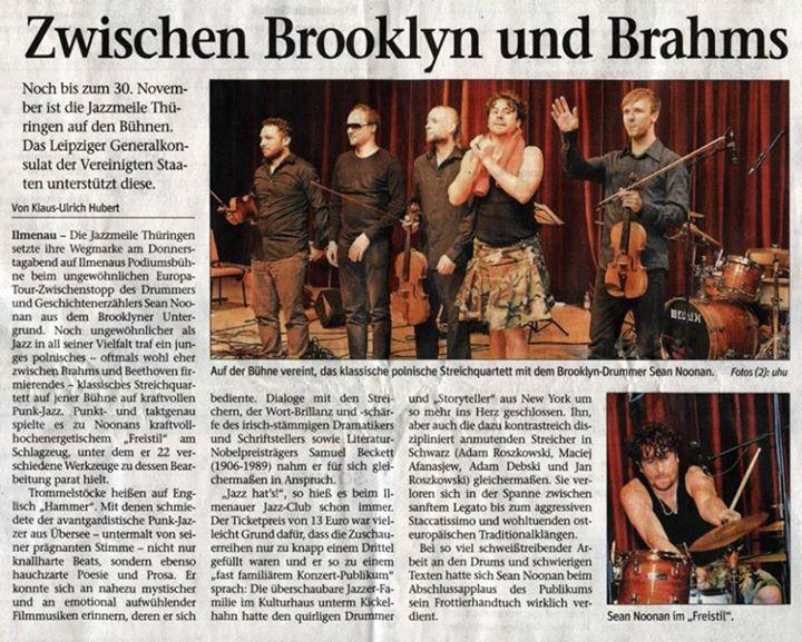 gazeta niemiecka sean